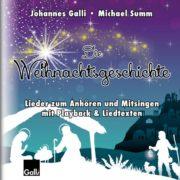 CD WEihnachtsgeschichte