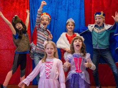 OSTERSPECIAL: Ferien-Theaterkurs Für Kinder!